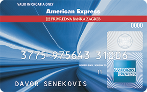 PBZ American Express® Shopping Card